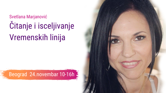 Svetlana Marjanović Čitanje i isceljivanje Vremenskih linija (1)