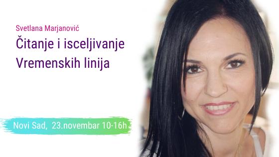 Svetlana Marjanović Čitanje i isceljivanje Vremenskih linija (3)