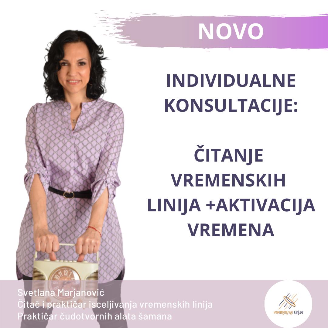 Čitanje Vremenskih Linija Novi Sad, 13.jun Beograd, 14.jun